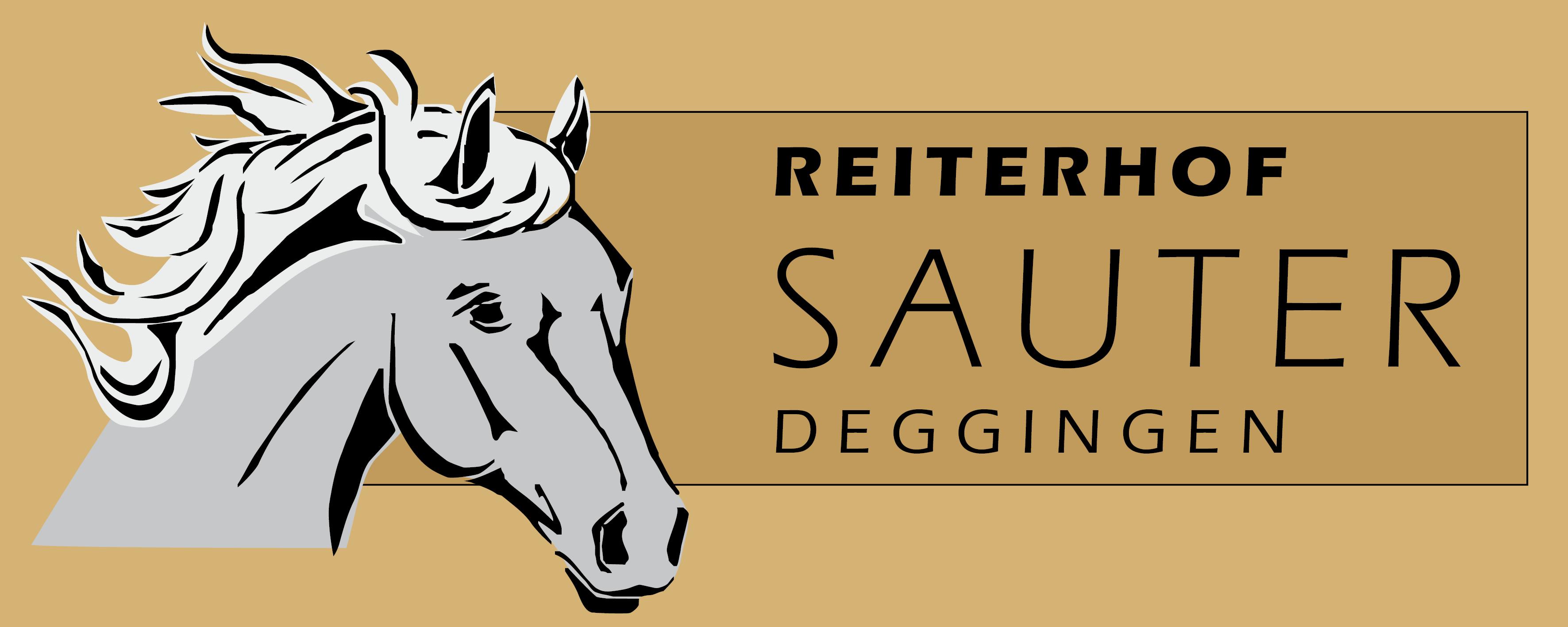 Logo Reiterhof Sauter