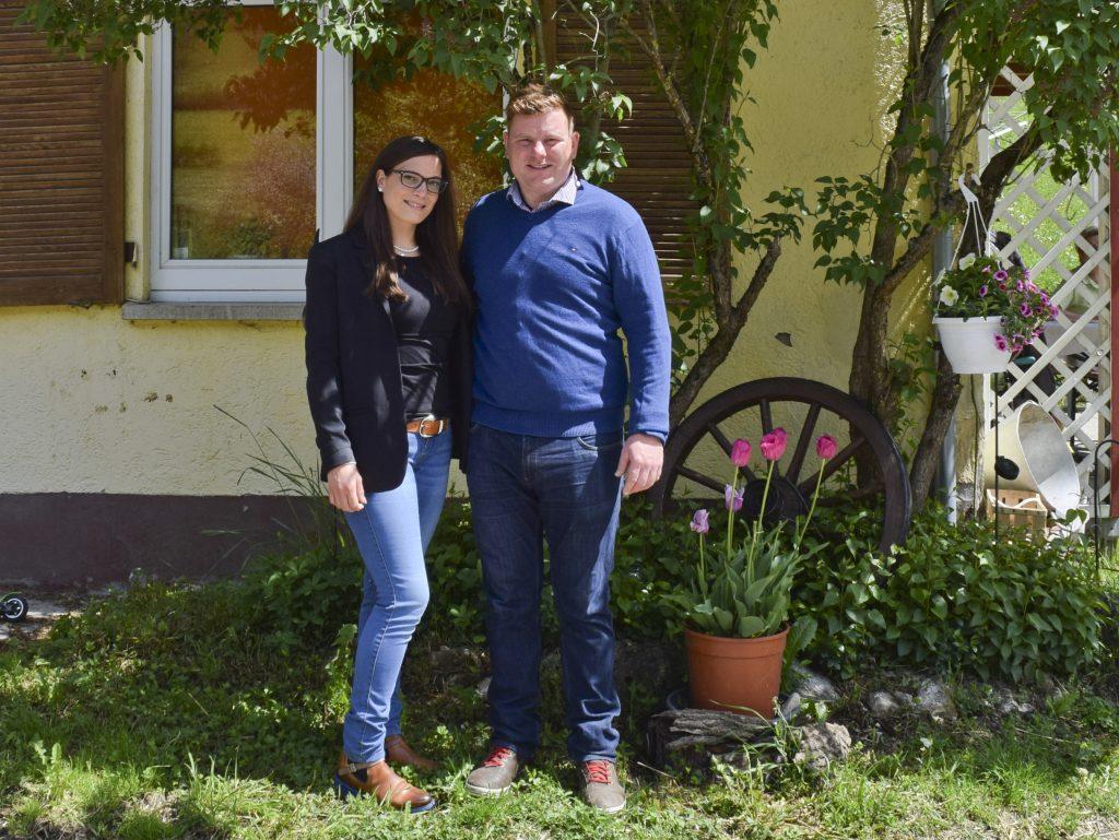 Stefan und Barbara